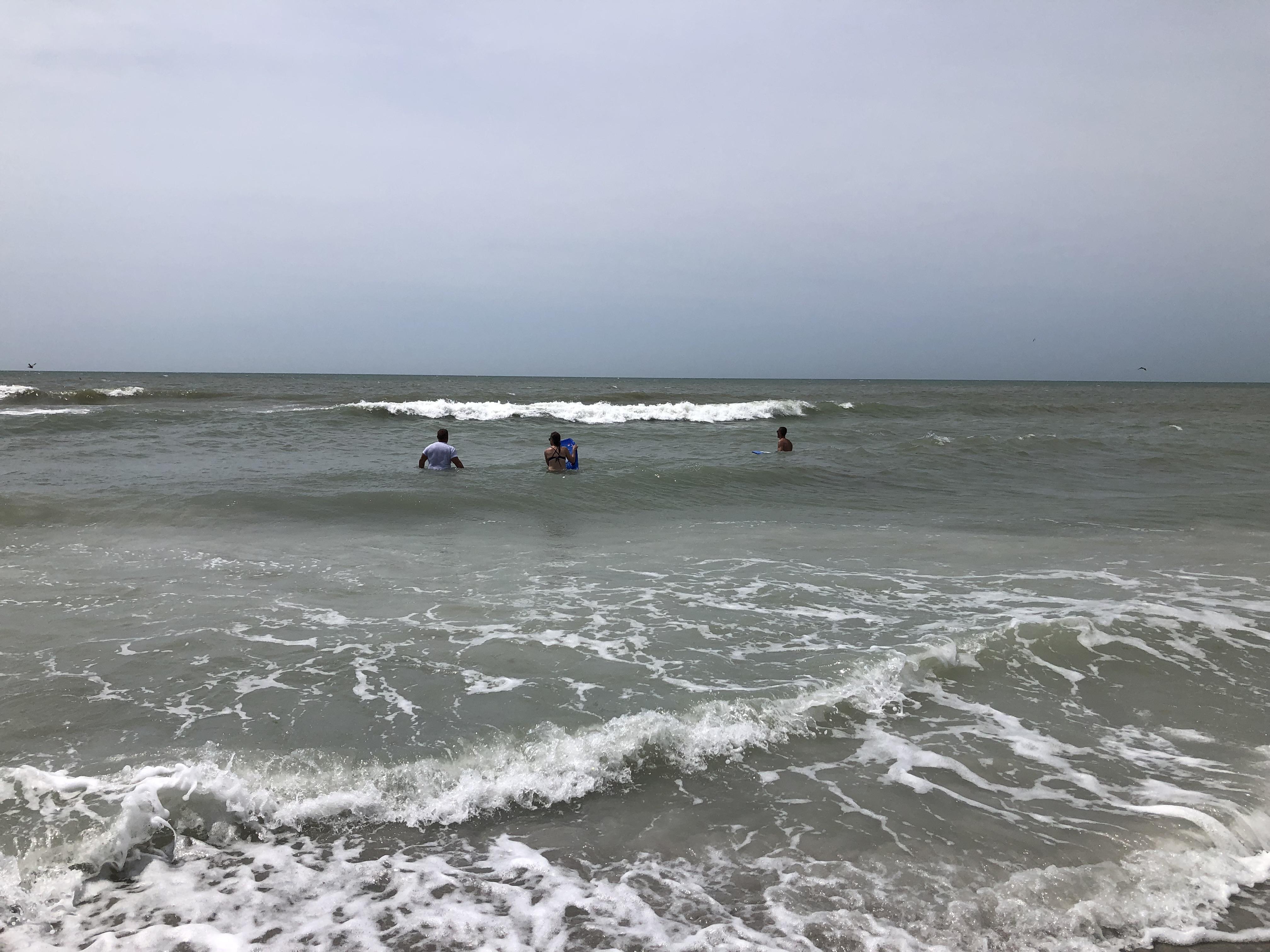 ocean play