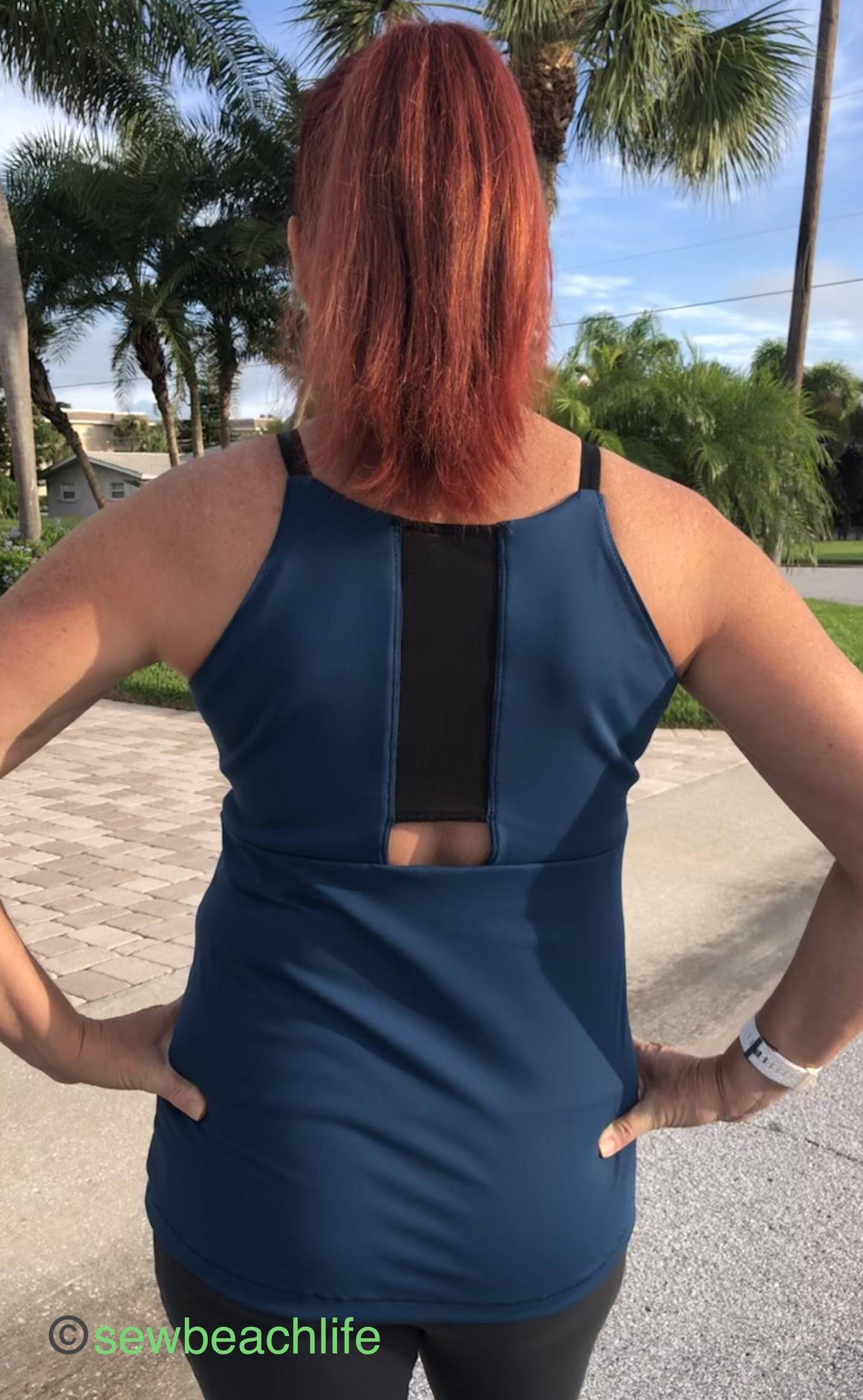 Titania workout back