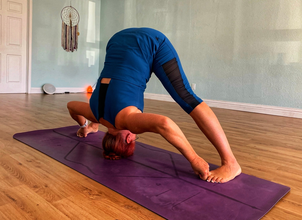 Yoga Class Fun