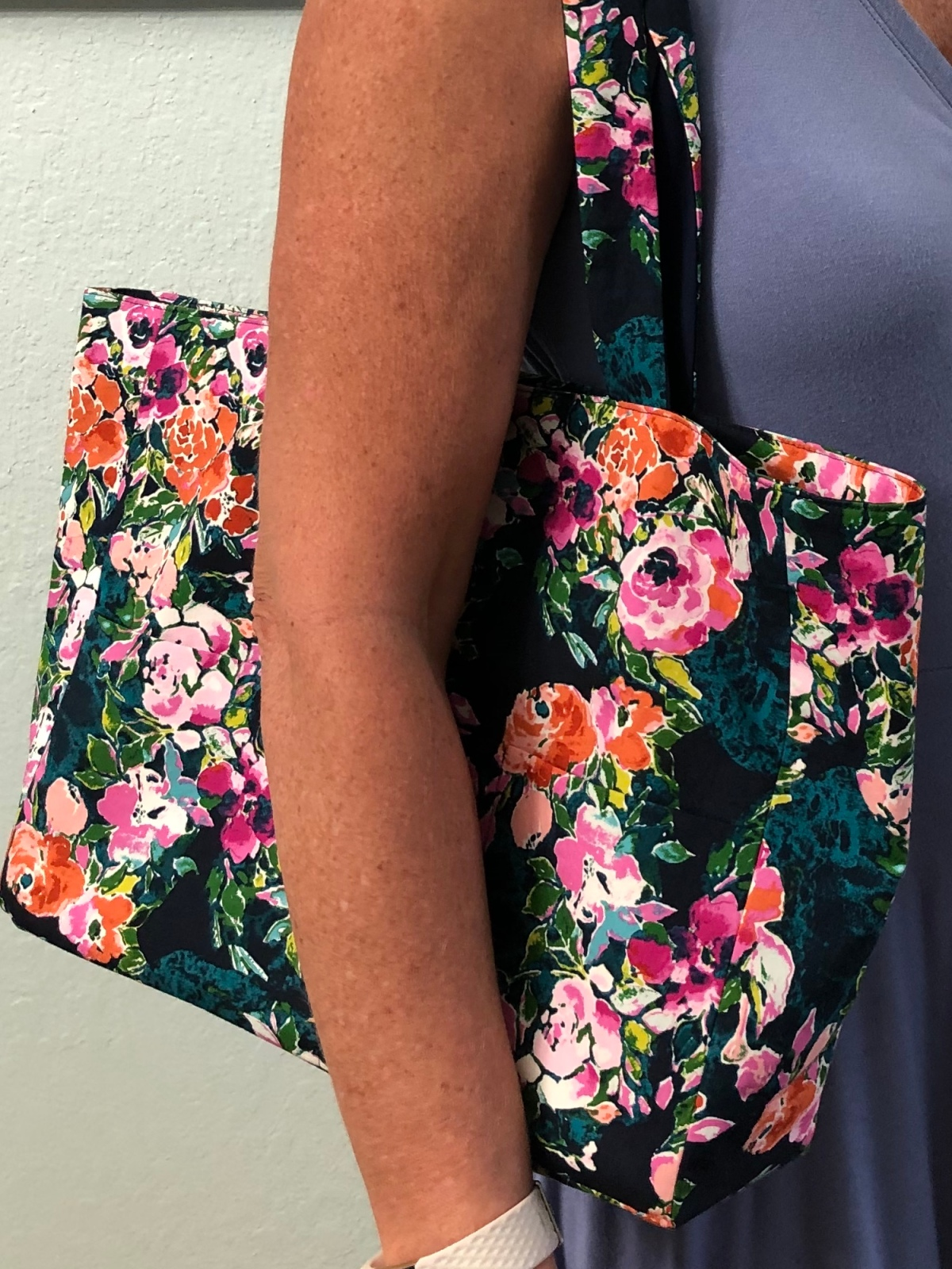 Sew Simple Tote Tutorial