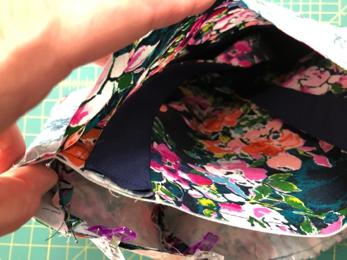tote sew layers