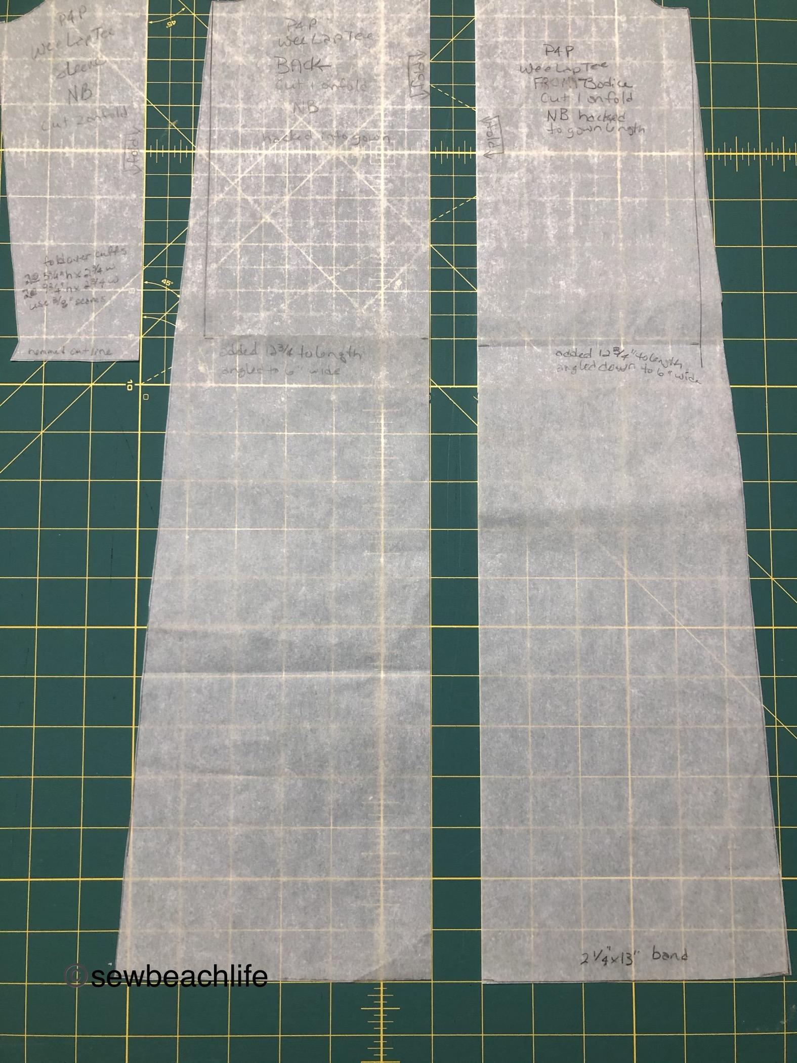 WL pattern